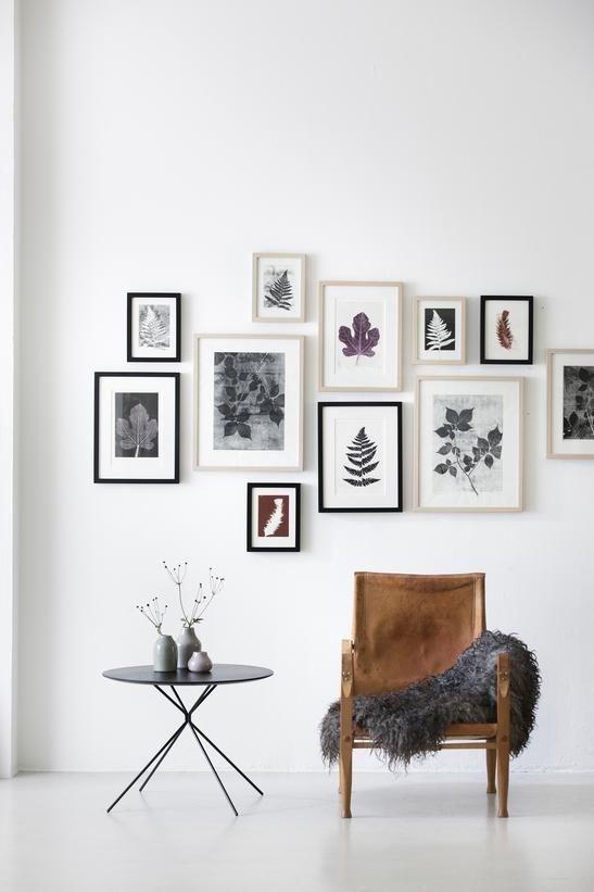 Ideas para hacer composiciones con cuadros the frame lovers - Composiciones de fotos ...