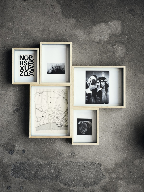 Ideas para hacer composiciones con cuadros the frame lovers - Composicion cuadros pared ...